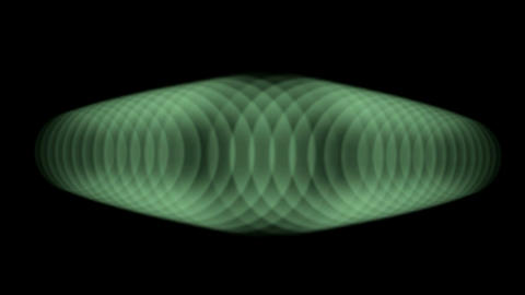 flow circle pulse,Overlap... Stock Video Footage