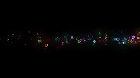 Neon LED Dot10 Ea5b HD Stock Video Footage