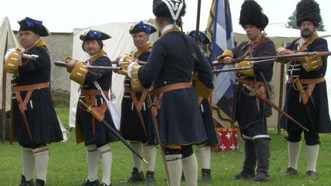 kalbermatten infantry 03 Footage