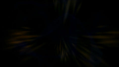 power electric storm & starburst magnetic fields in... Stock Video Footage