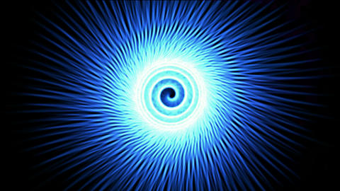 swirl fiber lines shaped hole tunnel,dazzling energy field Stock Video Footage
