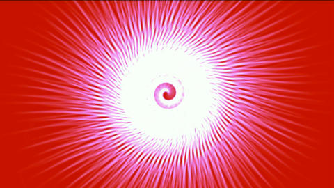 swirl fiber lines shaped hole tunnel,dazzling solar energy Stock Video Footage