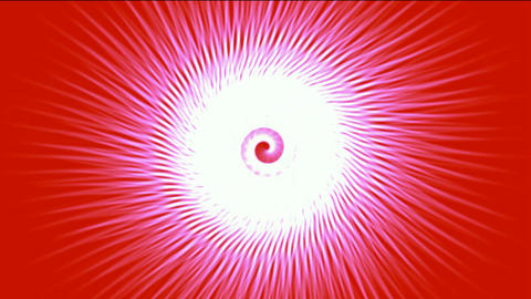 swirl fiber lines shaped hole tunnel,dazzling solar energy Animation