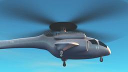 ヘリコプター Animation