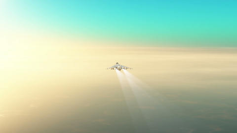 戦闘機 Stock Video Footage