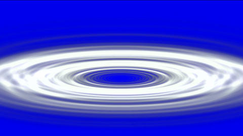 ripple in pond,swirl gray oval & round shaped hole Animation