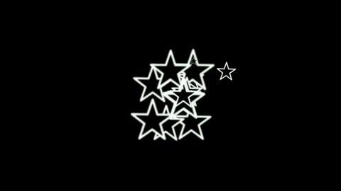 stars.dream,vision,idea,creativity,vj,USA,United... Stock Video Footage