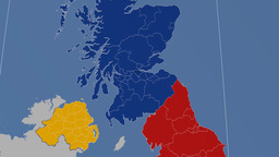 Falkirk (United Kingdom). Solids Animation