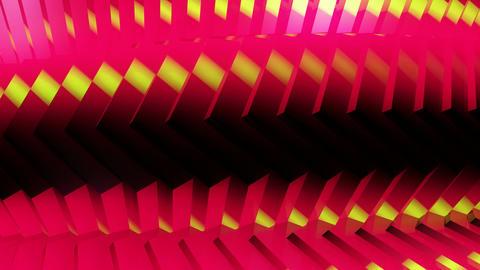 reddish gear spinning Animation