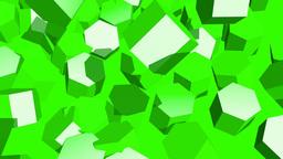 Boid Animation of Hexagonal column Animation