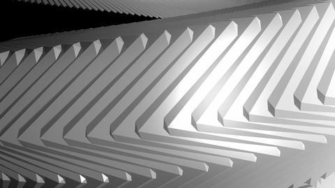 white repeat edge Animation