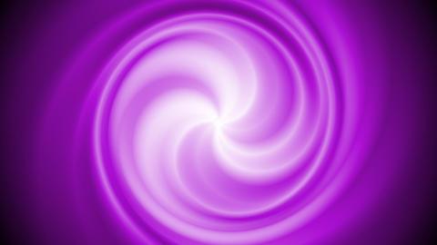 Abstract bright purple swirl rotation video animation Animation