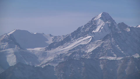 Himalayan Mountains stock footage