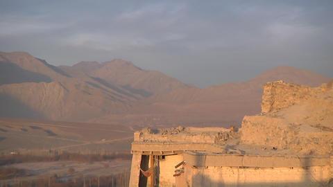 Landscape Of Ladakh stock footage