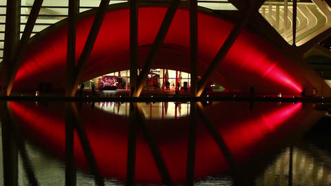 Museum of Arts & Science Stock Video Footage