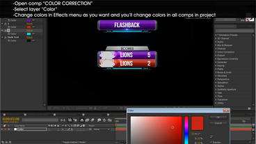 me 3088358 floating media with preview After Effects Template
