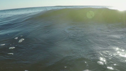 Baltic sea waves Footage