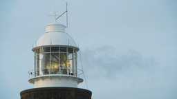 byron bay lighthouse close up Footage