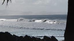 byron bay surfer Footage