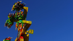 county fair ride Footage