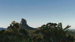 glass house mountains national park Footage