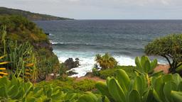 maui hana coastline Footage