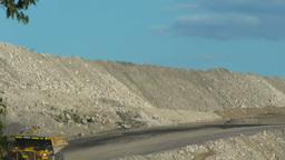 heavy mining trucks Footage