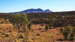 mt sonder west macdonells ranges Footage