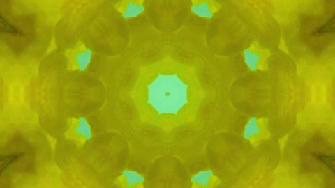 Loop kaleidoscope background Footage
