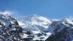 new zealand alps Footage