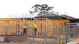 builders at work Footage
