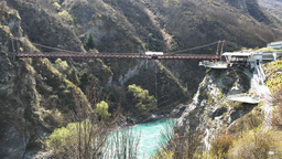 queenstown bungy jump Footage