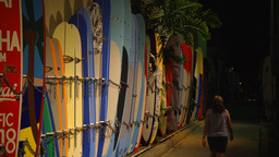 surfboards waikiki Footage