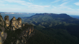 three sisters at echo point Footage