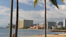waikiki royal hawaiian hotel Footage