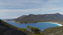 wineglass bay Footage