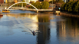 yarra river melbourne Footage
