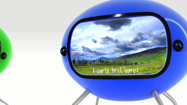 Funky TV After Effects Template