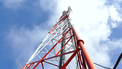 broadcasting antennas and towers site Live Action