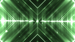 Audio green equalizer Animation