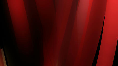 red glass spinning Animation