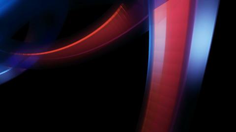 futuristic neon curve Animation