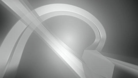 Silver Lights Line stock footage