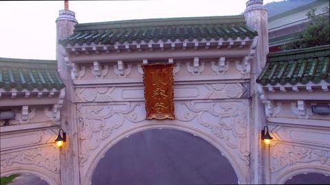 Temple Door Footage