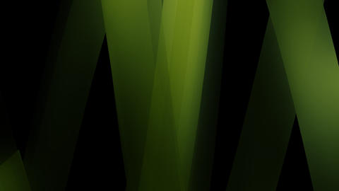 natural green glass with alpha Animation