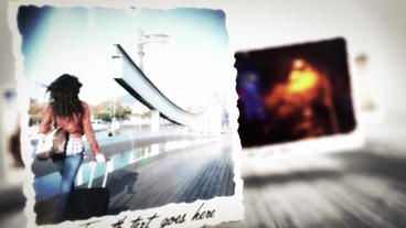 Memories forever After Effects Template