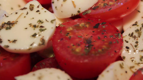 Tasty Healthy Food Footage