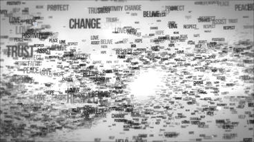 Words Reveal After Effects Project