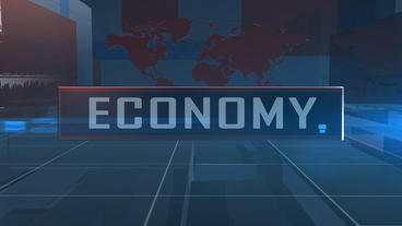 Economy News After Effects Template