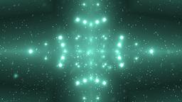 VJ Beautifull Neon Motion Background stock footage